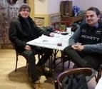 """Carles Puigdemont """"va esmorzar"""" ahir al bar Sinquede"""
