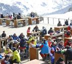 Les pistes d'esquí han augmentat en un 2,6% els dies d'esquí venuts