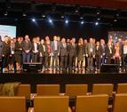 Els assistents a la 31a Assamblea parlamentària de la Francofonia