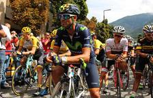 Milers de persones es bolquen amb l'etapa reina de La Vuelta