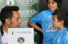 L'Escola de Ciclisme Purito Sprint Club es presenta amb una trentena de nens