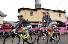 Contador s'apropa al seu segon Giro