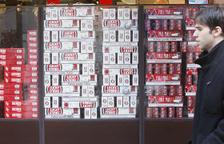 Reclamen 10.000 euros per portar 695 cartons de tabac a França