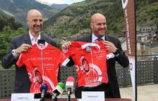Escaldes i Ordino s'uneixen per engrandir la festa del Tour
