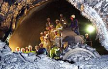 Un túnel molt llarg