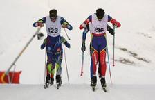 Irineu Esteve és setè, en una cursa FIS a Itàlia