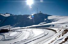 El circuit del Pas espera en perfecte estat la primera jornada de l'Andros