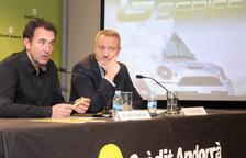 Crèdit Andorrà 'salva' les GSeries, que estrenen categoria i format