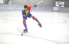 L'Andorra HC atura un penal 'in extremis' i suma un empat