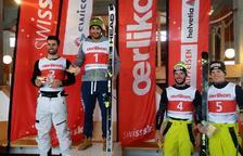 Verdú guanya la quarta cursa de la temporada al gegant FIS de Savognin