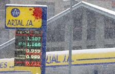 El preu del carburant puja un 8% des del novembre