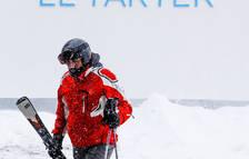 França tanca l'accés al Pas de la Casa arran de les fortes nevades