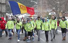 Andorra acaba tercera el 25è Borrufa