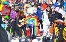 Les pistes reben més esquiadors pel pont en comparació amb el 2016