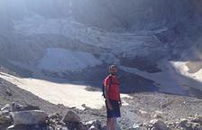 Un 'friki' orgullós de les glaceres