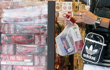 El preu del paquet de tabac s'incrementa 15 cèntims
