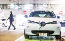 Andorra serà el 2019 líder mundial en punts de càrrega de vehicle elèctric