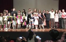 Jessica del Pozo guanya el concurs de  pubilles i Irene de Nuzzo, el de pubilletes