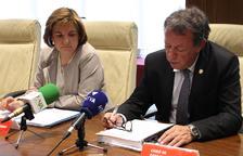 El Govern planteja crear la figura d'una observador extern per a les meses electorals