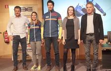 Lluís Marín confia deixar enrere les lesions i recuperar el nivell