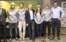 La Federació d'esquí fa un balanç satisfactori del curs