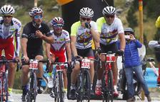 Els ciclistes d'elit de La Purito Andorra volen repetir