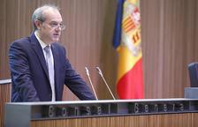 Álvarez no concreta les dates per a la reforma sanitària