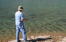 Josep Maria Ubach pescant.