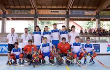 La selecció andorrana suma el primer triomf  al Campionat d'Europa sub-17