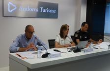 Després de 26 anys la Vuelta torna a acabar al centre urbà d'Andorra