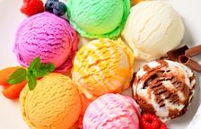 Els gelats són un aliment estrella de l'estiu.