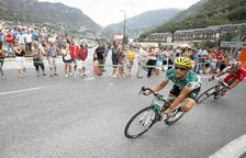 La Vuelta provocarà talls al trànsit importants dilluns 21