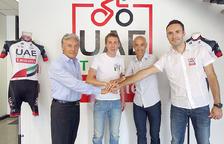 El resident Dan Martin signa 2 anys amb el Team Emirates