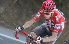 Froome, a un pas de lligar la seva primera Vuelta a Espanya