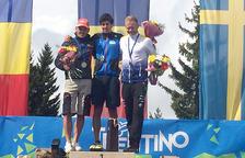 Irineu Esteve s'estrena amb triomf a la Copa del Món