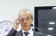 El ministre de Salut, Carles Álvarez.