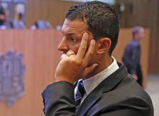 El conseller general liberal Jordi Gallardo.