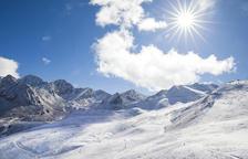 Les pistes estrenen temporada de neu a principis de desembre