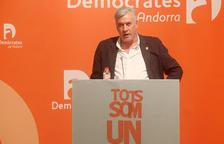 El conseller Jordi Vidal deixa el partit però manté al govern com a independent.