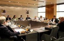 Imatge de l'última reunió de cònsols.