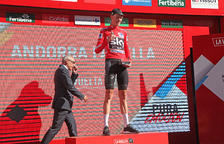 La Vuelta pot fer dues etapes l'última setmana a Andorra