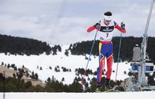 Irineu Esteve obre el curs amb un 28è lloc a Noruega