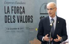 Martí reivindica l'andorranitat de l'empresa familiar