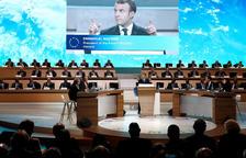 Andorra referma al One Planet Summit els compromisos contra el canvi climàtic