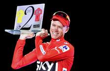 Chris Froome dona positiu per salbutamol a la Vuelta