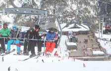 Grandvalira preveu registrar entre 12.000 i 15.000 esquiadors diaris