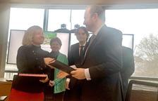 Actua i Business France signen un acord per establir sinergies comercials