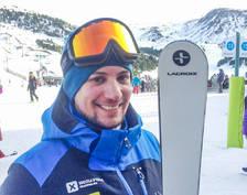 Viure de l'esquí
