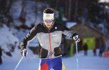 Irineu Esteve serà el banderer als Jocs Olímpics de PyeongChang