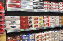 Els tabaquers volen un diferencial fix